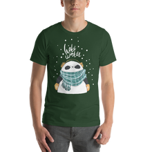 Load image into Gallery viewer, Hate Winter Panda Tee's