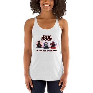 Women's Tank Tops Sith Dogs
