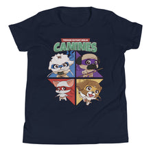 Load image into Gallery viewer, Teenage Mutant Ninja Canines Youth Tee's