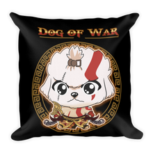 Load image into Gallery viewer, Dog Of War Premium Pillow