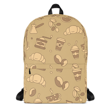 Load image into Gallery viewer, Mocha Coffee Backpack