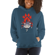 Load image into Gallery viewer, Feline Assassin Women's Hoodies