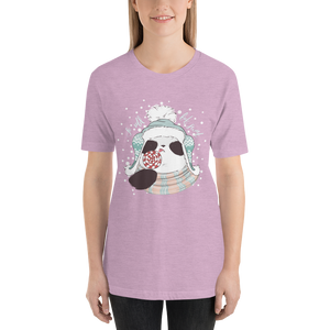 So Cold But Sweet Panda Women's Tee's