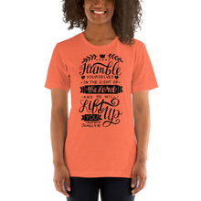 Load image into Gallery viewer, James 4:10 Women's Tee's
