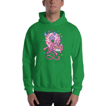 Load image into Gallery viewer, Infinity Cat Men's Hoodies