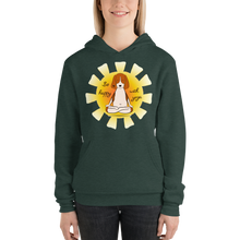 Load image into Gallery viewer, Be Happy With Yoga Women's Hoodies