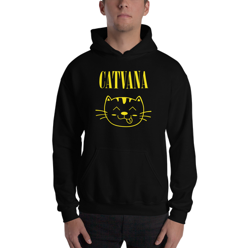 CATVANA Men's Hoodies