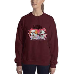 Dog Trooper Women's Sweatshirt