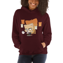 Load image into Gallery viewer, Cat Note Women's Hoodies