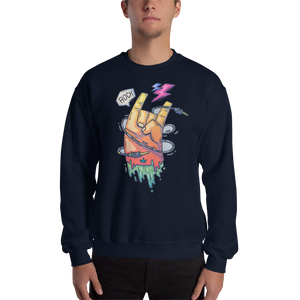 Rock Men's Sweatshirt