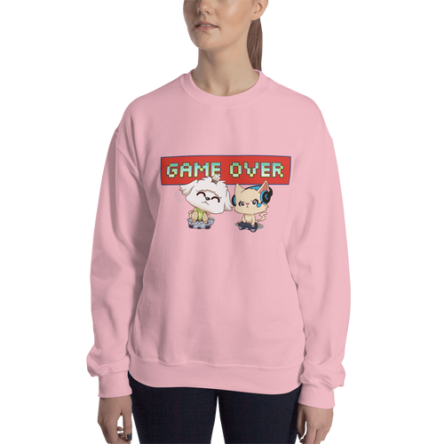 Game Over Women's Sweatshirt
