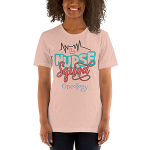 Nurse Squad / Personalized Text Design Women's Tee's
