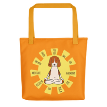 Load image into Gallery viewer, Yoga Way Of Life Tote bag