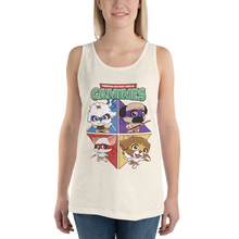 Load image into Gallery viewer, Teenage Mutant Ninja Canines Women's Tank Tops
