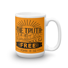 Load image into Gallery viewer, John 8:32 Mug