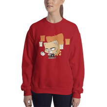 Load image into Gallery viewer, Cat Note Women's Sweatshirt