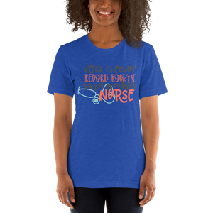 Hard Working Nurse Women's Tee's