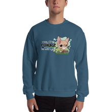 Load image into Gallery viewer, Master Chihuahua Men's Sweatshirt