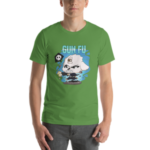 Dog Wick Gun Fu Men's Tee's