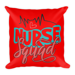 Nurse Squad Premium Pillow