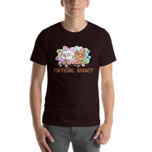 Load image into Gallery viewer, Caffeine Addict Men's Tee's