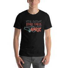 Load image into Gallery viewer, Hard Working Nurse Men's Tee's