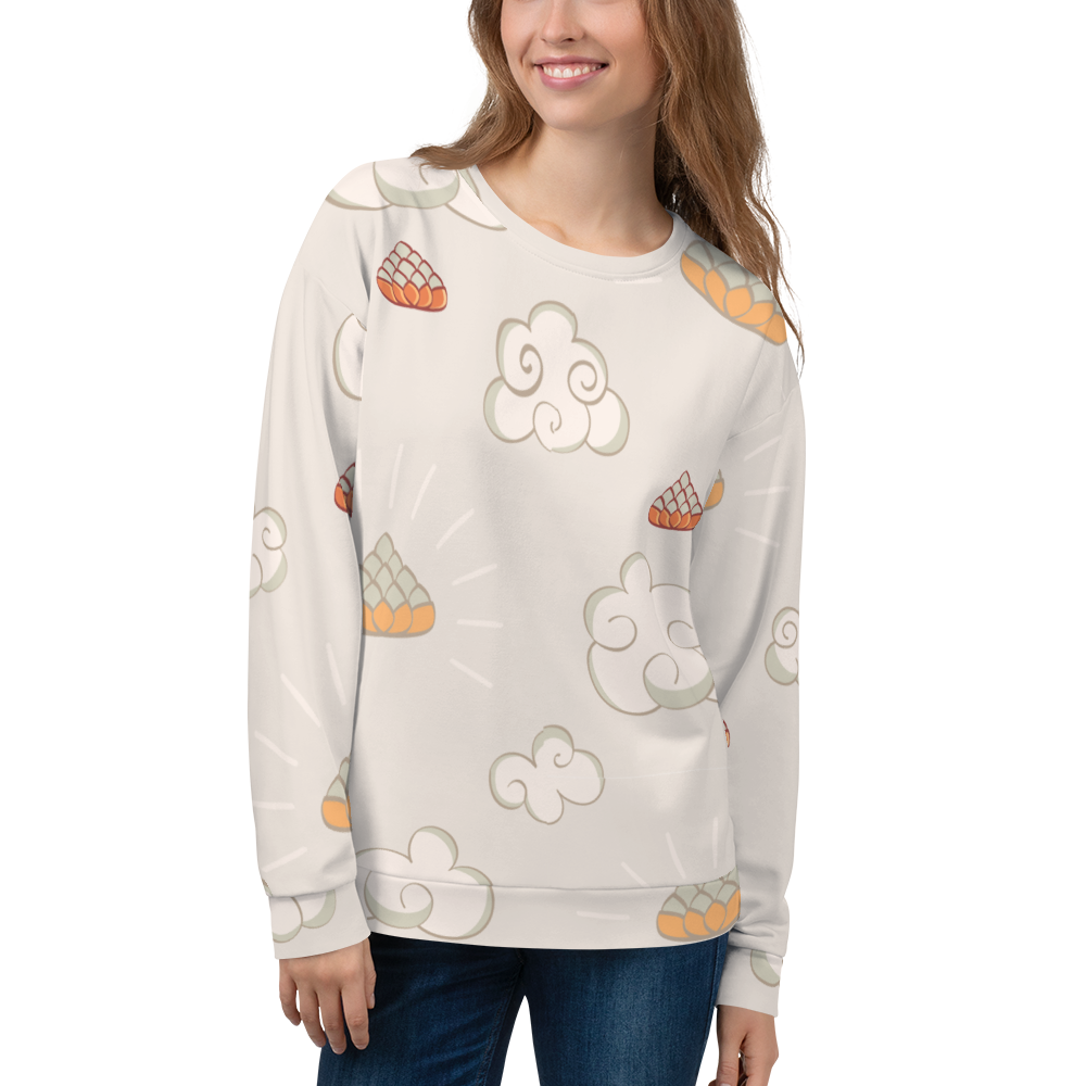 Yoga Cloud Sweatshirt