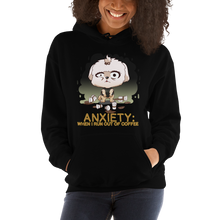 Load image into Gallery viewer, Anxiety Women's Hoodies