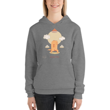 Load image into Gallery viewer, Cresent Pose Yoga Women's Hoodies