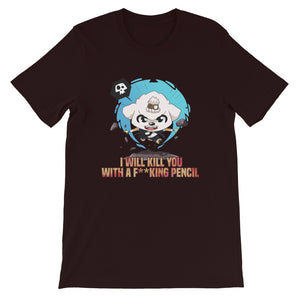 Kill You With A Pencil Women's Tee's