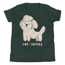 Load image into Gallery viewer, Cute Puppies Youth Tee's