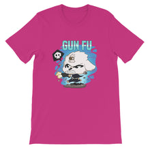 Load image into Gallery viewer, Dog Wick Gun Fu Women's Tee's