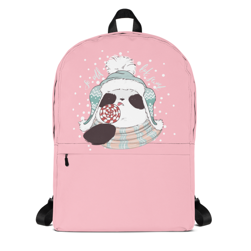 So Cold But Sweet Panda Backpack