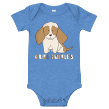 Load image into Gallery viewer, Cute Puppies Baby Bodysuit