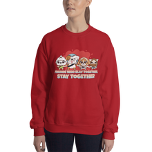 Load image into Gallery viewer, Friends Who Slay Together Stay Together Women's Sweatshirt