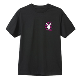 Anti Social Social Club Playboy Remix Tee Black