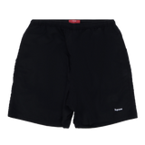 Supreme Nylon Water Shorts - Black