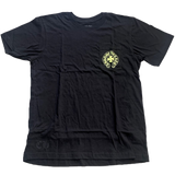 Chrome Hearts Made in Hollywood Tee Black/Lime
