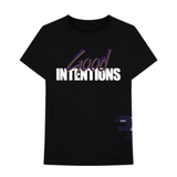 VLONE x NAV Good Intentions Doves Tee Black