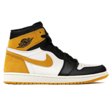 Jordan 1 Retro Yellow Ochre Sneakers