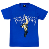 Revenge Angels Tee Blue