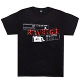 Revenge Bundy Tee Black