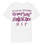 Cactus Plant Flea Market Yams Day In Loving Memory Tee White