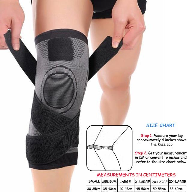 Targeted Compression Knee Wrap