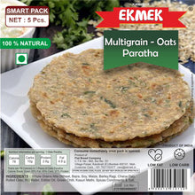 Multigrain Oats Paratha  Ready to Eat (Pack of 5)