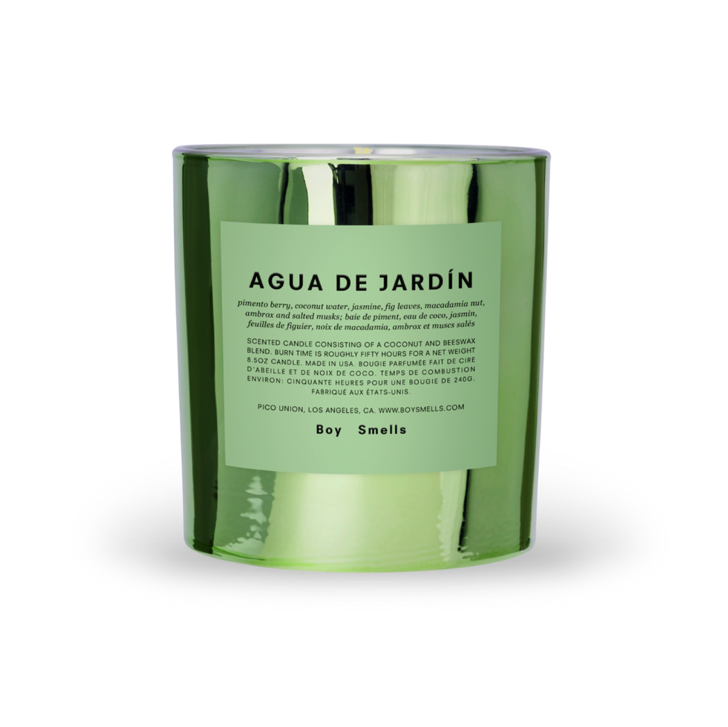 BS FALL COLLECTION: AGUA DE JARDÍN