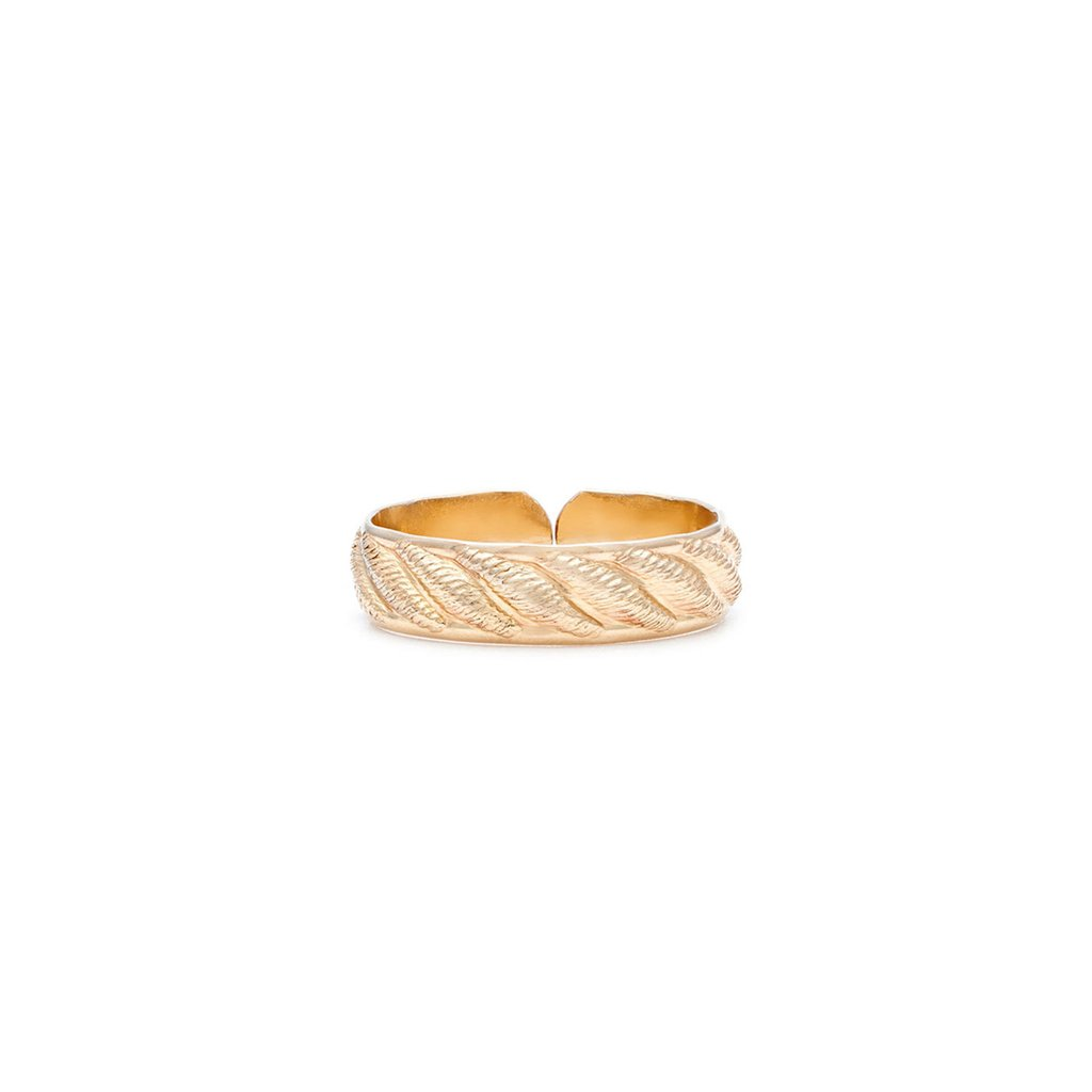 BARDOT RING GOLDFILL