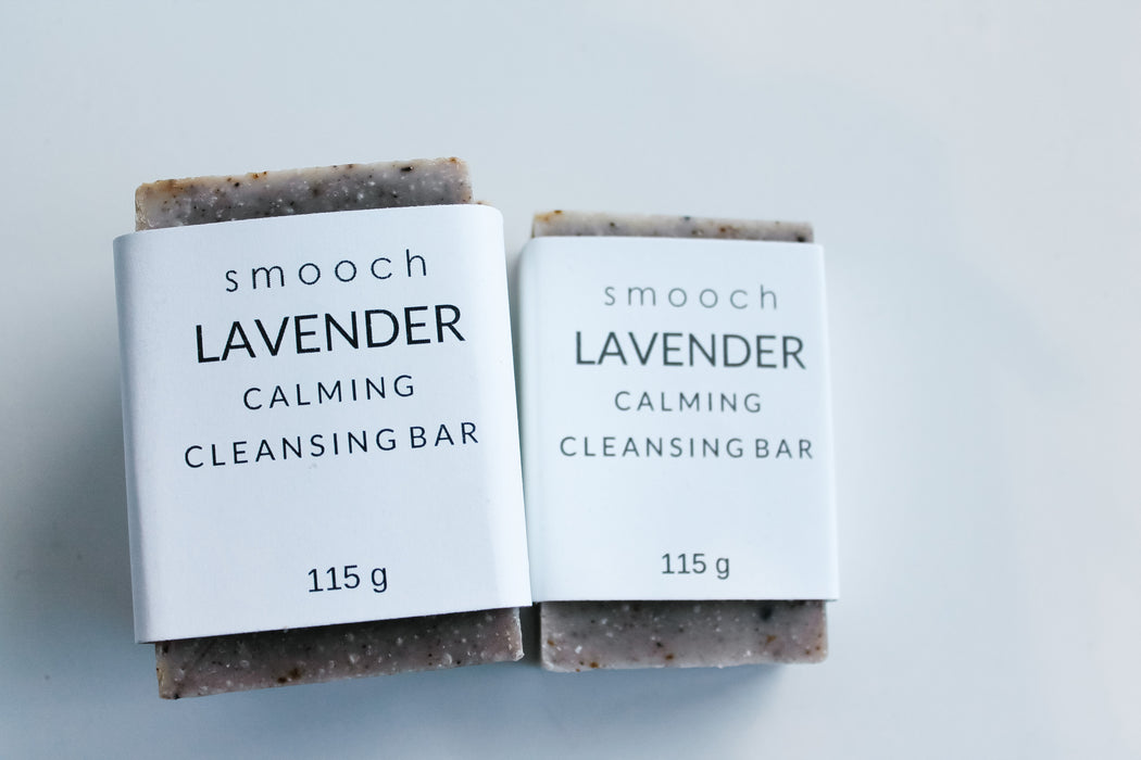 COLD PRESSED SOAPS