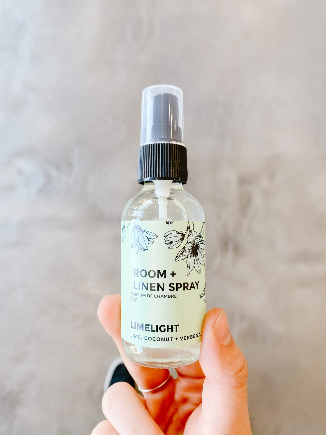 LIMELIGHT CANDLE & ROOM SPRAY