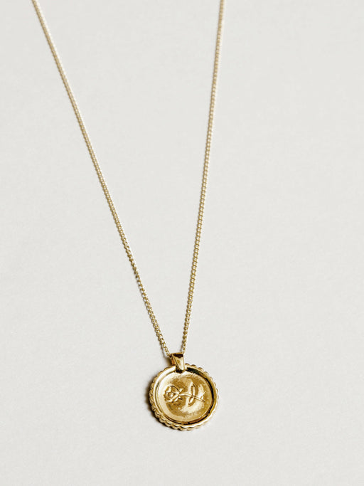 ROSIE COIN NECKLACE